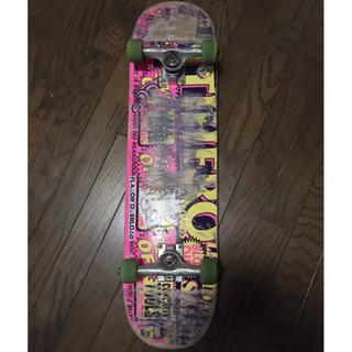 アンチヒーロー(ANTIHERO)の中古スケボー スケートボード コンプリート アンチヒーロー(スケートボード)