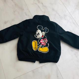 ディズニー(Disney)のディズニー ミッキー  ジャケット パーカー80(ジャケット/コート)