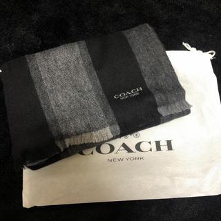 コーチ(COACH)のCOACH マフラー(マフラー)
