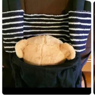 エルゴベビー(Ergobaby)の抱っこ紐 ママの洋服ペロペロ防止 よだれカバー エルゴ(抱っこひも/おんぶひも)