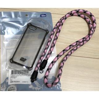 フリークスストア(FREAK'S STORE)の新品 YOSEMITE STRAP iPhonaケース7/8 ストラップ付 別注(iPhoneケース)