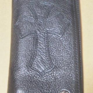 ガボール(Gabor)のクロスパッチ レザーウォレット (折り財布)