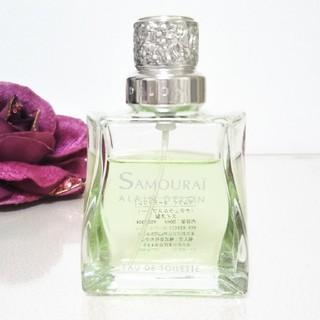 アランドロン(Alain Delon)の【ALAIN  DELON】サムライ 50ml(香水(男性用))