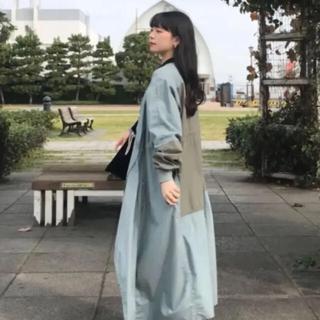 Kastane - 【最終価格】kastane ミリタリーシャツガウンコート