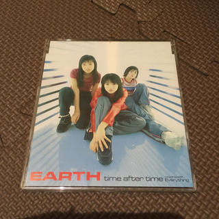 EARTH    time after time(R&B/ソウル)
