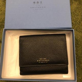 スマイソン(Smythson)のSMYTHSON フレンチウォレット 財布(財布)