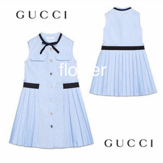 グッチ(Gucci)の未使用 グッチ ワンピース 4y(ワンピース)