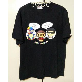 アベイシングエイプ(A BATHING APE)のA BATHING APE✖大阪プロレスコラボTシャツ(Tシャツ/カットソー(半袖/袖なし))