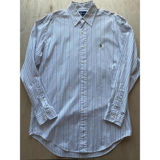 ラルフローレン(Ralph Lauren)のRALPH LAUREN ビッグサイズ ストライプシャツ(シャツ)