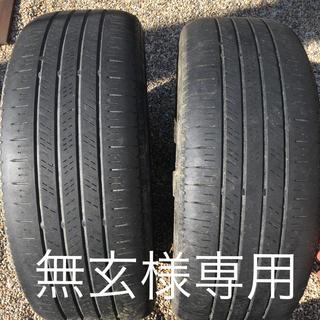 グッドイヤー(Goodyear)のホイール付タイヤデリカD5純正(タイヤ・ホイールセット)