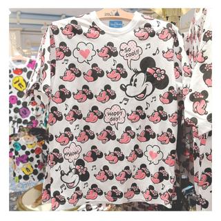 ディズニー(Disney)のDisney Tシャツ ミニー ペアルック カップル 夫婦(Tシャツ(半袖/袖なし))