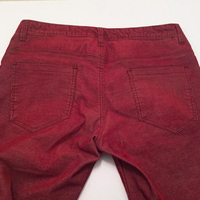 ikka(イッカ)のお買得☆【ほぼ未使用】コーデュロイパンツ メンズのパンツ(その他)の商品写真