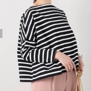 Traditional Weatherwear ビッグマリンボートネックシャツ