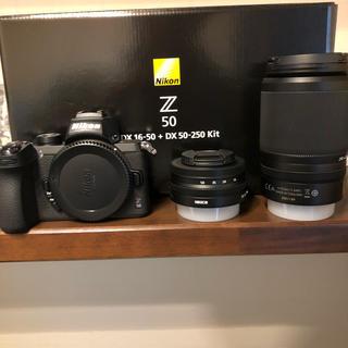 ニコン(Nikon)のひま様専用 Nikon Z50、GoProHERO4(ビデオカメラ)