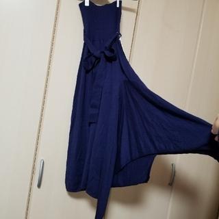 オキラク(OKIRAKU)のOKIRAKU-STOREのニットロングスカート(ロングスカート)