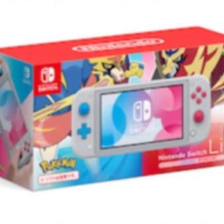 ニンテンドースイッチ(Nintendo Switch)の任天堂スイッチライトポケモン(家庭用ゲーム機本体)