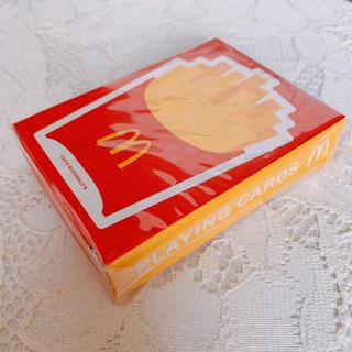 マクドナルド(マクドナルド)のマクドナルド オリジナル トランプ 非売品 送料込み ポイント消化 クーポン消化(トランプ/UNO)