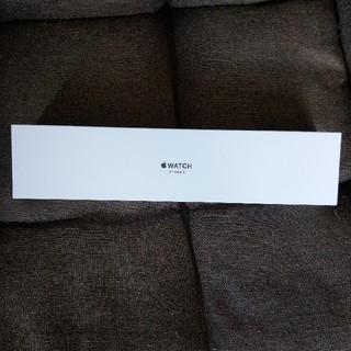 アップルウォッチ(Apple Watch)のApple Watch Series 3 42mm GPS + Cellular(腕時計(デジタル))