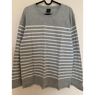 エドウィン(EDWIN)のEDWIN ボーダーTシャツ(Tシャツ/カットソー(七分/長袖))