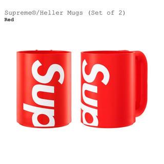 シュプリーム(Supreme)のsupreme heller mugs マグカップ(マグカップ)