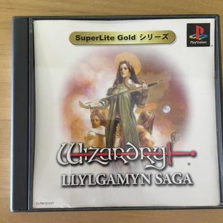プレイステーション(PlayStation)のウィザードリィ リルガミンサーガ SuperLite Gold シリーズ(家庭用ゲームソフト)