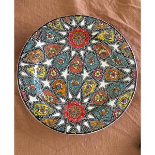 ザラホーム(ZARA HOME)のトルコ購入❁食器、飾る事も可(食器)