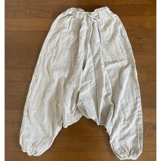 マライカ(MALAIKA)の一回着用 アジアン アラジンパンツ ユニセックス  フリーサイズ(サルエルパンツ)