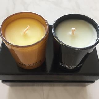 ケラスターゼ(KERASTASE)のKERASTASE PARIS 香り付きキャンドル(キャンドル)
