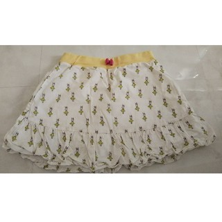 フランシュリッペ(franche lippee)のfranche lippee le petite ウサギ柄スカート120(スカート)