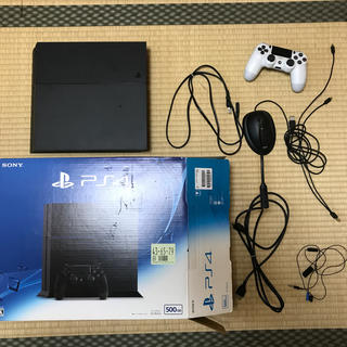 プレイステーション4(PlayStation4)のSONY PlayStation4 本体 CUH-1200AB01 (家庭用ゲーム機本体)