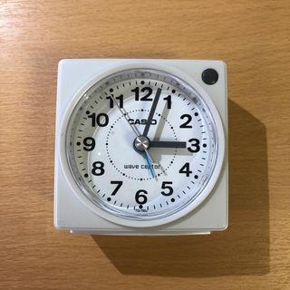 カシオ(CASIO)のCACIO 電波時計(置時計)