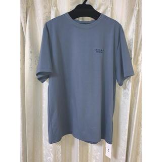 ルシェルブルー(LE CIEL BLEU)のアイレネ IRENE logo T-shirt ロゴTシャツ 半袖シャツ(Tシャツ/カットソー(半袖/袖なし))