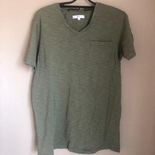 インプ(imp)のVネックTシャツ(Tシャツ/カットソー(半袖/袖なし))