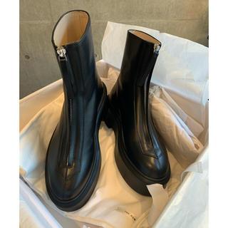 ドゥロワー(Drawer)の試し履きのみ THE ROW ザロウ ブーツ 靴 シューズ(ブーツ)