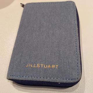 ジルバイジルスチュアート(JILL by JILLSTUART)のジルシチュアート カードケース(パスケース/IDカードホルダー)