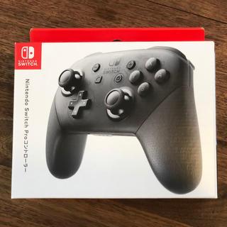 ニンテンドースイッチ(Nintendo Switch)のNintendo Switch Pro ニンテンドースイッチプロ コントローラー(家庭用ゲーム機本体)