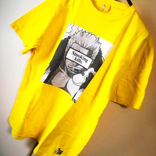 ヴァンキッシュ(VANQUISH)のfr2 ワンピース コラボ スモーカーtシャツ(Tシャツ/カットソー(半袖/袖なし))