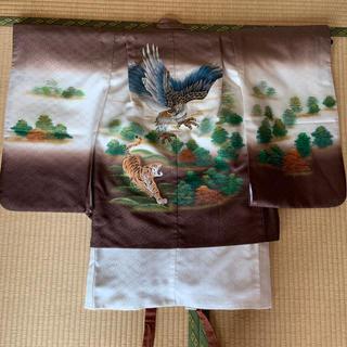 七五三 袴 5歳(和服/着物)
