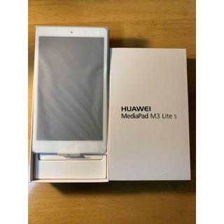 ソフトバンク(Softbank)のけぃ様専用◆HUAWEI MediaPad M3 Lite s◆(タブレット)