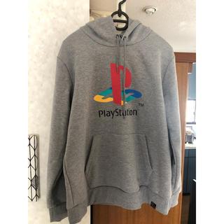 シマムラ(しまむら)のしまむら プレステ コラボ パーカー L PlayStation(パーカー)
