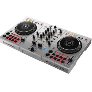 パイオニア(Pioneer)の【新品未開封】DDJ400シルバー(DJコントローラー)