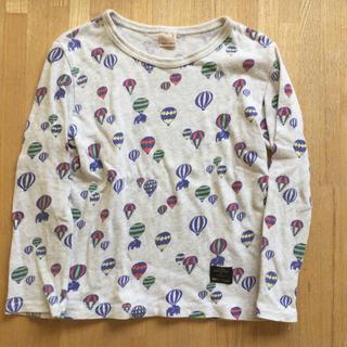 プティマイン(petit main)のpetit main 長袖カットソー 110(Tシャツ/カットソー)