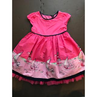 ギャップキッズ(GAP Kids)のワンピース 女の子 120 gap チュール ドレス(ワンピース)