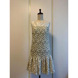 ラトータリテ(La TOTALITE)のドレス(ミニワンピース)