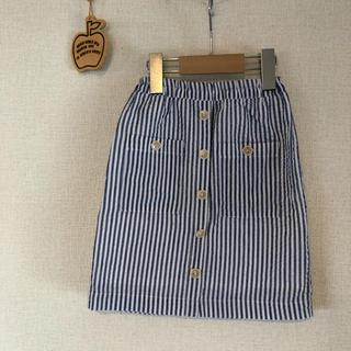 ユニカ(UNICA)の再sale! unica スカート サイズ100 ☆美品☆(スカート)