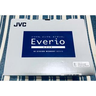 ケンウッド(KENWOOD)のJVC Everio GZ-E109-S  ビデオカメラ(ビデオカメラ)