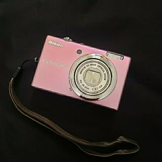 ニコン(Nikon)のCOOLPIX S570 ピンク デジカメ【Nikon】(コンパクトデジタルカメラ)