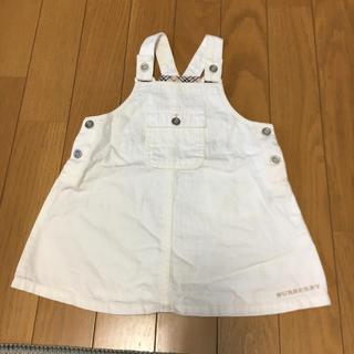 バーバリー(BURBERRY)のSALE 超美品 BURBERRY ジャンスカ 80(スカート)