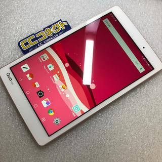 エルジーエレクトロニクス(LG Electronics)のau LG Qua tab PX LGT31 ピンク ジャンク(タブレット)