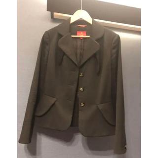 ヴィヴィアンウエストウッド(Vivienne Westwood)の売り切り❣️vivienne スーツジャケット 1(スーツ)